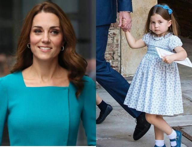 Стало известно как Кейт Миддлтон трогательно называет принцессу Шарлотту