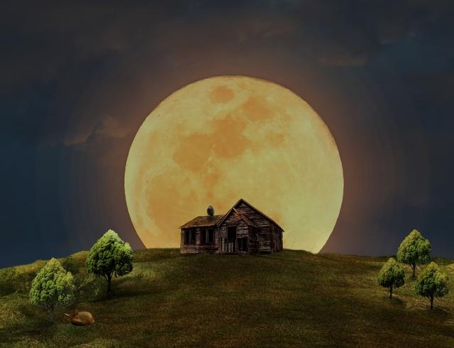 Когда пройдет Лунное затмение в январе 2019 года?