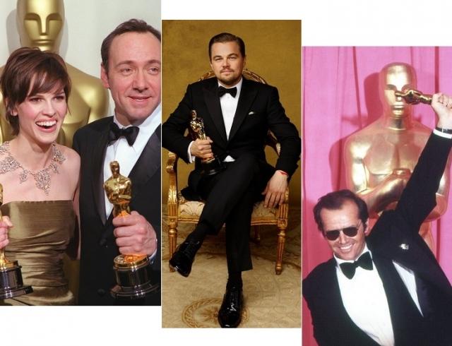 """""""Оскар"""" в картинках: моменты кинопремии, которые хочется вспоминать (редкие фото)"""