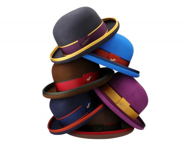 Boom, Borsalino: первые подробности новой коллекции итальянских шляп