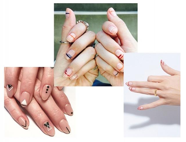 Модный дизайн ногтей 2018: идеи для креативного маникюра (фото 50+)
