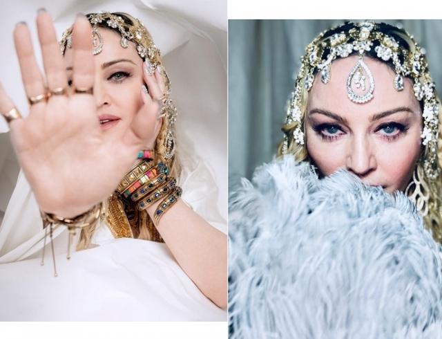 """Официально: Мадонна выступит на """"Евровидении"""" в Израиле"""