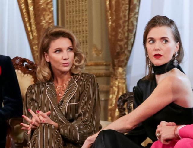 Катя Сильченко и Лилия Литковская вышли в финал конкурса дизайнеров