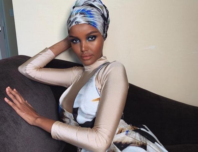 На обложке Sports Illustrated впервые появилась девушка в хиджабе