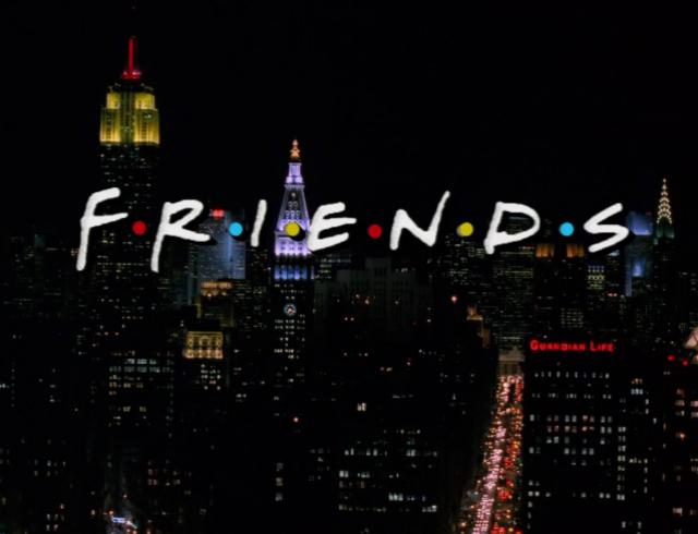 """Бренд Nike выпустит кроссовки в стиле сериала """"Друзья"""""""