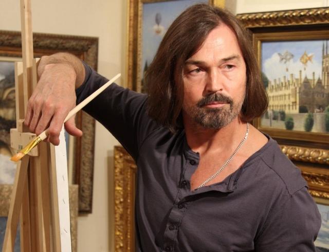Внебрачные дети художника Никаса Сафронова начали делить имущество еще при жизни отца