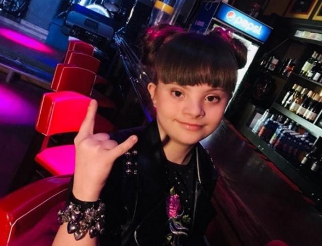 13-летняя украинка с синдромом Дауна победила в международном конкурсе красоты