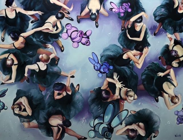 """Куда сходить: выставка живописи """"Голоса"""" украинского художника Игоря Коновалова"""