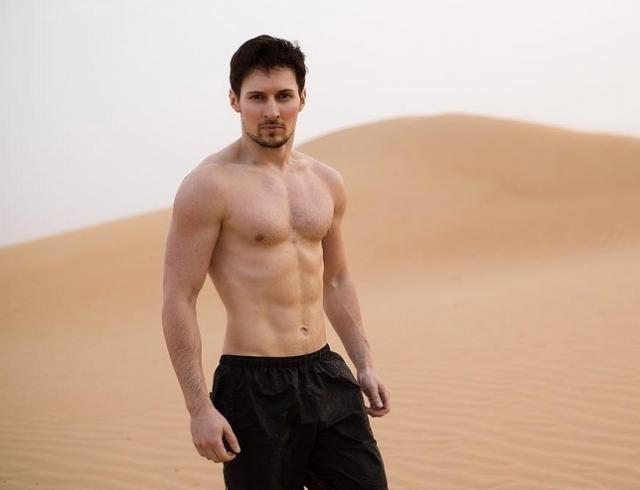 Павел Дуров на месяц отказался от еды, и все ради Telegram