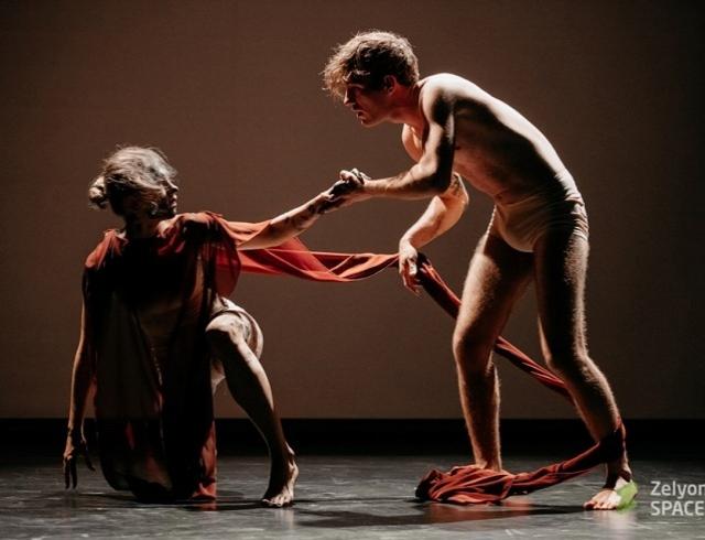 Zelyonka SPACE UP: у Києві відбувся IX Міжнародний фестиваль сучасного танцю
