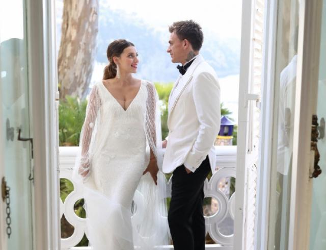 Регина Тодоренко и Влад Топалов сыграли красивую свадьбу в Италии (ОБНОВЛЯЕТСЯ)