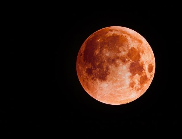 Кровавое Лунное затмение 17 июля: когда и где смотреть