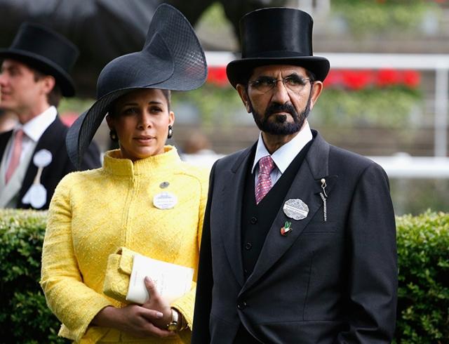 Расставание по-европейски? Шейх Мохаммед и принцесса Хайя сделали официальное заявление о разводе
