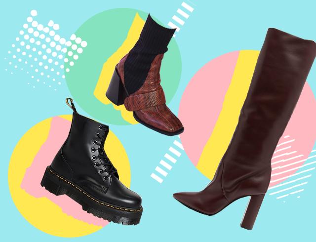 Модная осень 2019: обувные тренды предстоящего сезона