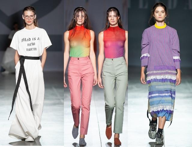 Ukrainian Fashion Week SS 2020: финальные показы