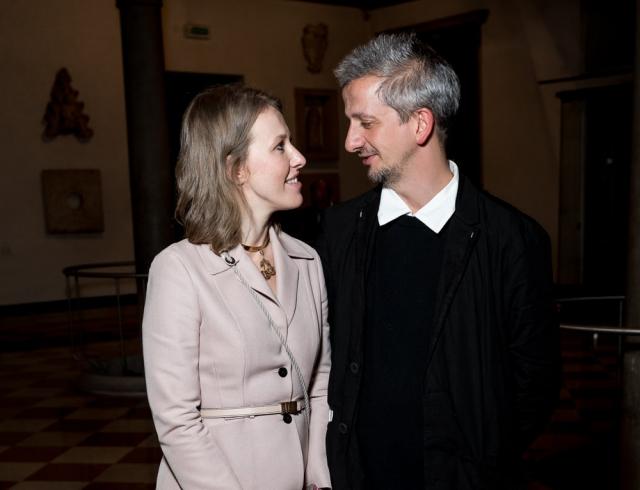 Ксения Собчак вышла замуж заКонстантина Богомолова