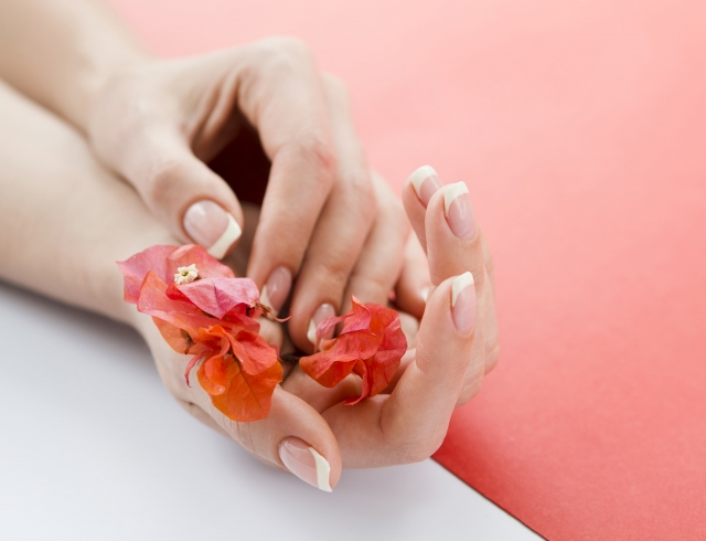 Маникюр для разной формы ногтей на осень 2019