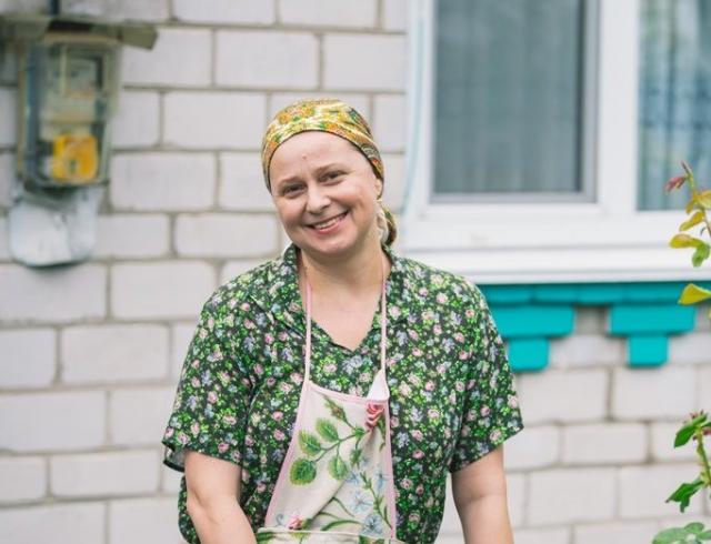 """Блиц-интервью от ситкома """"Будиночок на щастя"""": отвечает Виталина Библив (ЭКСКЛЮЗИВ)"""