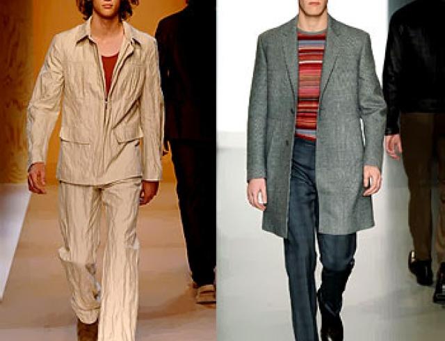 Неделя Моды в Милане, мужское ready-to-wear. Calvin Klein