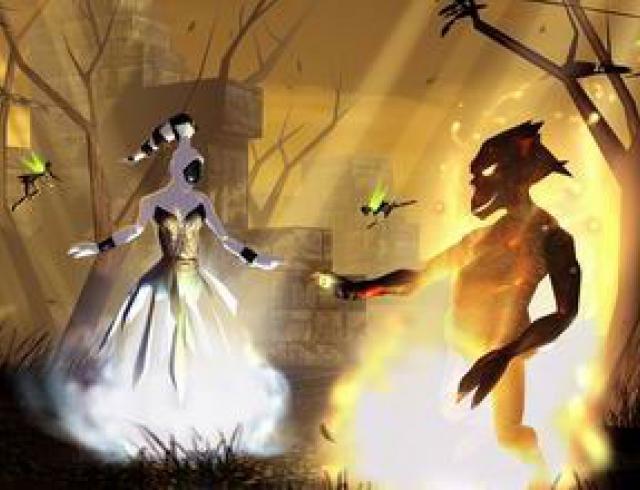Ангел и Эгоист, или Запах женщины