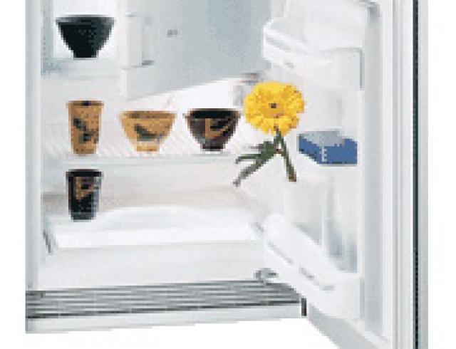 Холодильник как часть интерьера