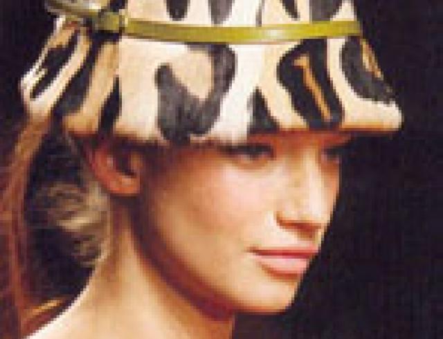 Береты, шапки и шляпки. Осень-зима 2007