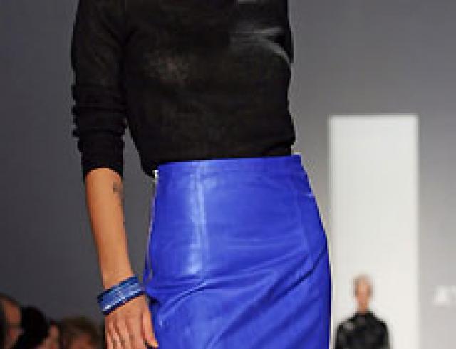 Одежда из кожи: шик или трэш?
