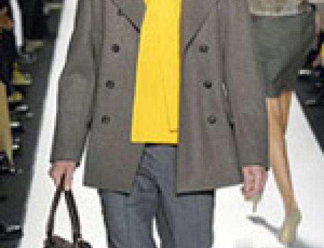 Тенденции мужской моды осень-зима 2007-2008. Позаботься о любимом!