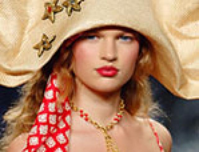 Самые модные образы сезона весна–лето 2007