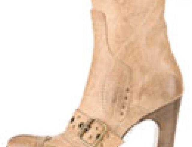 Модная осенняя обувь: холодные тренды