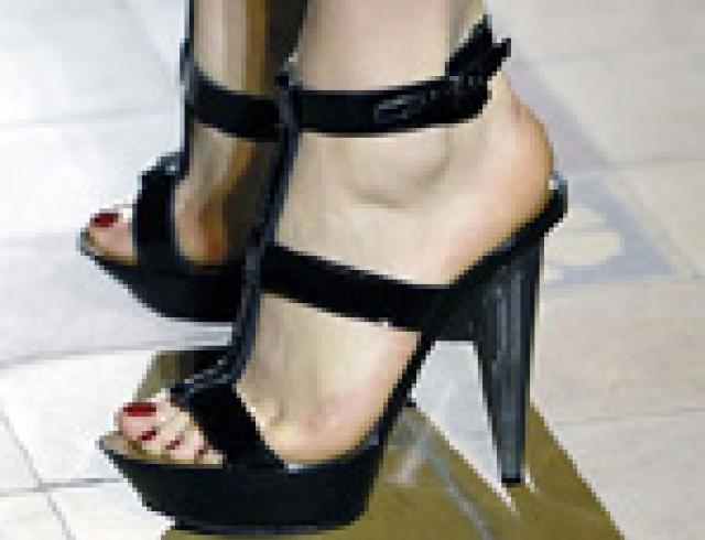 Модная обувь весна-лето 2007. Фото тенденций