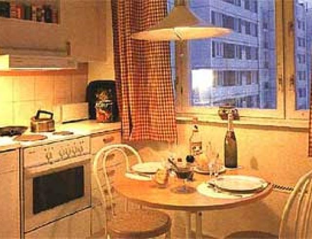 Фэн Шуй однокомнатной квартиры