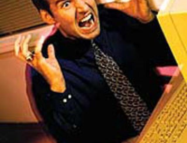 Мой босс — псих?! Как работать под началом «человека настроения»