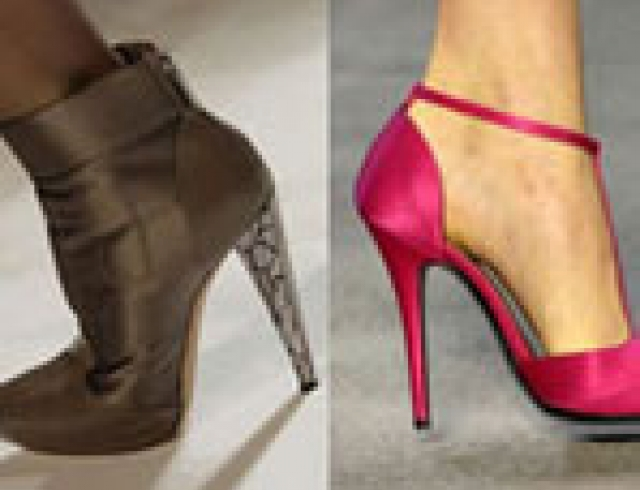 Модная обувь на осень 2007