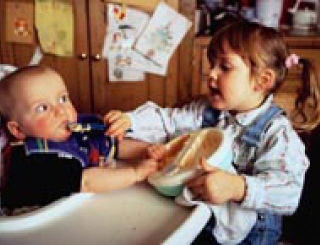 Питание детей второго и третьего годов жизни.