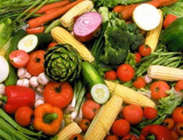 Скоро холода. Налегаем на овощи, запасаемся витаминами