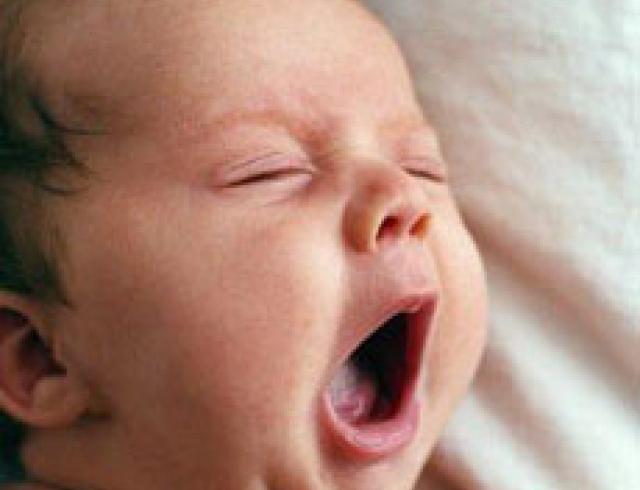 Почему ты зеваешь?