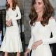 Кейт Миддлтон в белом платье на гала-ужине Action on Addiction восхитила элегантностью (ФОТО+ВИДЕО)