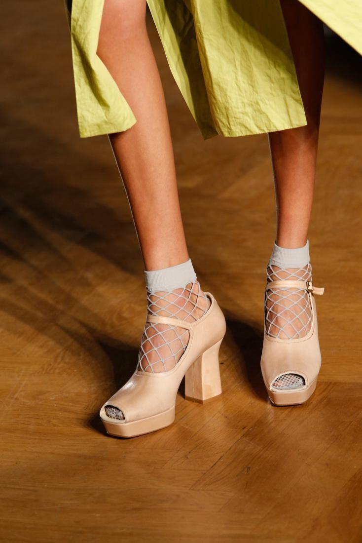 Носочки под туфли фото