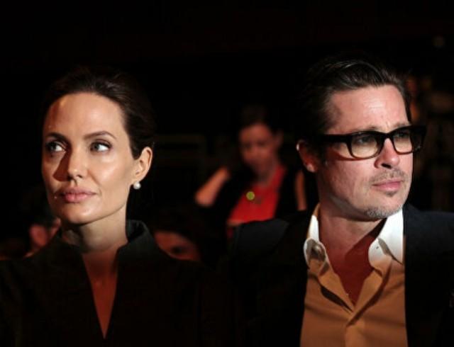 Анджелина Джоли поставила жесткое условие Брэду Питту