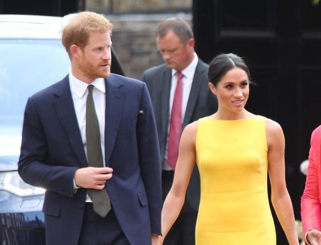 Меган Маркл и принц Гарри покинули королевскую семью из-за заговора?