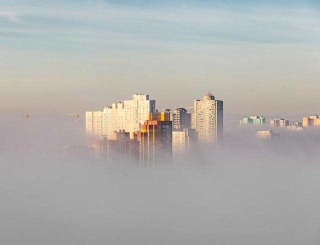 Киев официально признали самым грязным городом мира