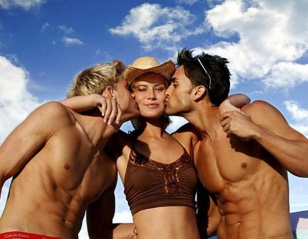как организовать и провести групповой секс