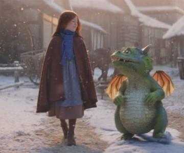 Еще одна «девочка и дракон», оберточная бумага и самоанализ ...   300x360