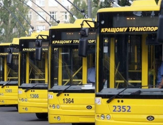 С 23 мая в Киеве откроют наземный транспорт, а с 25 мая — метро