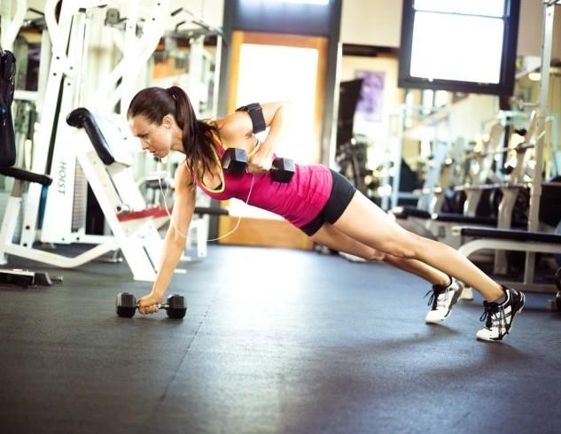 питание при занятиях фитнесом для женщин для похудения