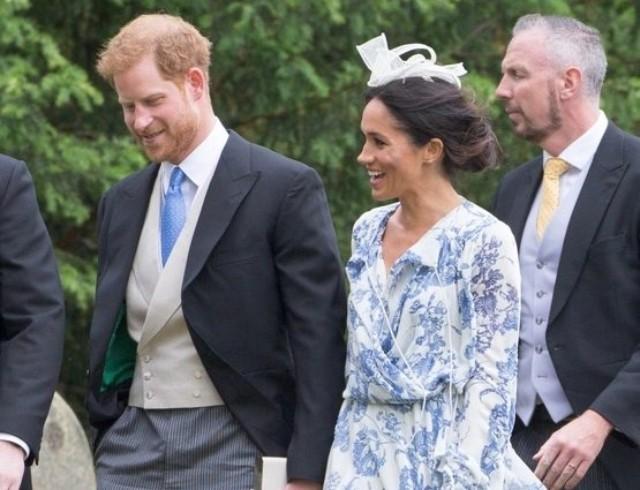 Стало известно, что герцоги Сассекские подарили друг другу на вторую годовщину свадьбы