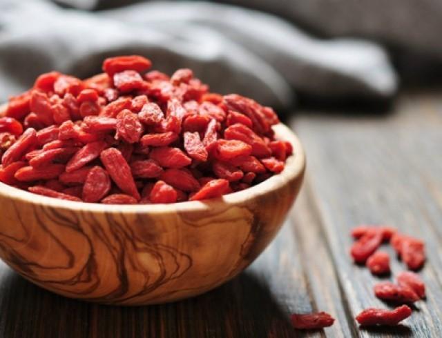 Похудение на ягодах годжи