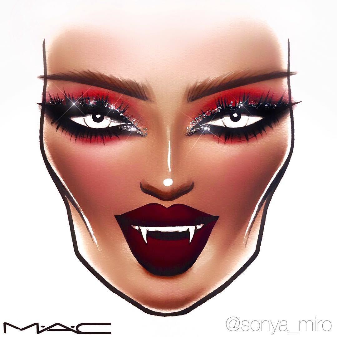 Не оторваться: визажисты рисуют на бумаге макияж, и это потрясающе красиво - галерея №0 - фото №4