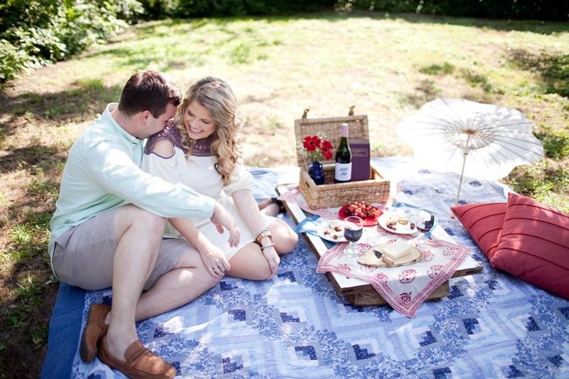 пикник с любимым фото все это